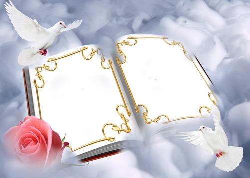 Свадебные рамки для фотошопа скачать ...: tollun.narod.ru/svadebnie